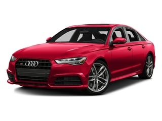 Misano Red Pearl Effect 2016 Audi S6 Pictures S6 Sedan 4D S6 Premium Plus AWD photos front view