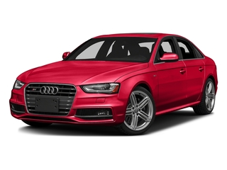 Misano Red Pearl Effect 2016 Audi S4 Pictures S4 Sedan 4D S4 Premium Plus AWD photos front view