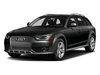 Mythos Black Metallic 2016 Audi allroad Pictures allroad Wagon 4D Premium AWD I4 Turbo photos front view