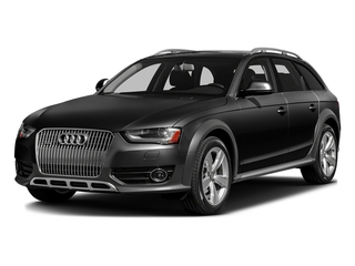 Brilliant Black 2016 Audi allroad Pictures allroad Wagon 4D Premium AWD I4 Turbo photos front view