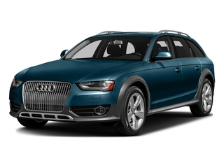 Utopia Blue Metallic 2016 Audi allroad Pictures allroad Wagon 4D Premium AWD I4 Turbo photos front view