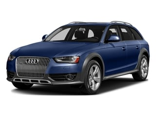 Scuba Blue Metallic 2016 Audi allroad Pictures allroad Wagon 4D Premium AWD I4 Turbo photos front view