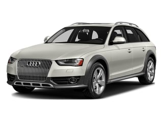 Ibis White 2016 Audi allroad Pictures allroad Wagon 4D Premium AWD I4 Turbo photos front view