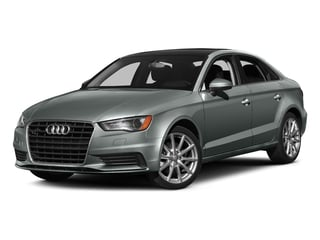 Monsoon Gray Metallic 2016 Audi A3 Pictures A3 Sedan 4D 2.0T Prestige AWD I4 Turbo photos front view