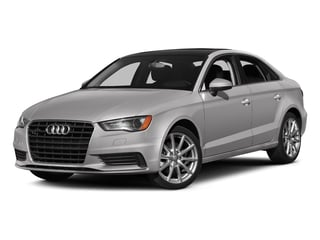 Florett Silver Metallic 2016 Audi A3 Pictures A3 Sedan 4D TDI Premium Plus 2WD Turbo photos front view