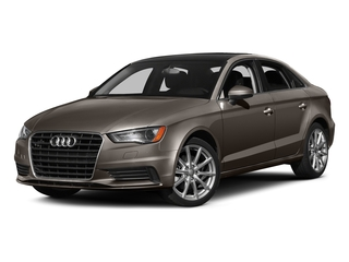 Dakota Gray Metallic 2016 Audi A3 Pictures A3 Sedan 4D TDI Premium Plus 2WD Turbo photos front view