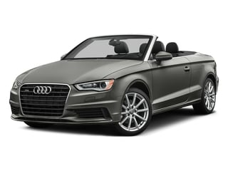 Lotus Gray Metallic/Black Roof 2016 Audi A3 Pictures A3 Conv 2D 2.0T Premium Plus S-Line AWD photos front view