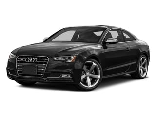 Brilliant Black 2016 Audi S5 Pictures S5 Coupe 2D S5 Prestige AWD photos front view