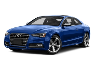 Sepang Blue Pearl Effect 2016 Audi S5 Pictures S5 Coupe 2D S5 Prestige AWD photos front view