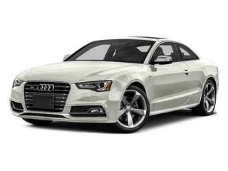 Ibis White 2016 Audi S5 Pictures S5 Coupe 2D S5 Prestige AWD photos front view