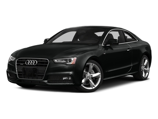 Mythos Black Metallic 2016 Audi A5 Pictures A5 Coupe 2D Premium Plus AWD photos front view