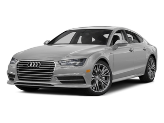 Glacier White Metallic 2016 Audi A7 Pictures A7 Sedan 4D 3.0T Prestige AWD photos front view