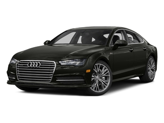 Havanna Black Metallic 2016 Audi A7 Pictures A7 Sedan 4D 3.0T Premium Plus AWD photos front view