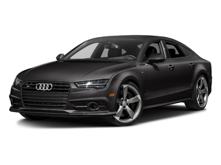 Oolong Gray Metallic 2016 Audi S7 Pictures S7 Sedan 4D S7 Prestige AWD photos front view