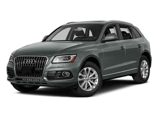 Monsoon Gray Metallic 2016 Audi Q5 Pictures Q5 Utility 4D 3.0T Premium Plus AWD photos front view