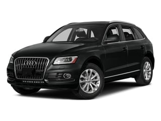 Mythos Black Metallic 2016 Audi Q5 Pictures Q5 Utility 4D 2.0T Premium AWD photos front view