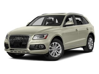 Glacier White Metallic 2016 Audi Q5 Pictures Q5 Utility 4D TDI Prestige AWD photos front view