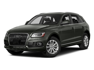 Daytona Gray Pearl Effect 2016 Audi Q5 Pictures Q5 Utility 4D 2.0T Premium AWD photos front view