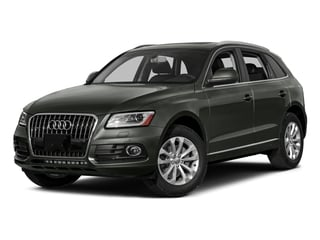 Daytona Gray Pearl Effect 2016 Audi Q5 Pictures Q5 Utility 4D TDI Premium Plus AWD photos front view