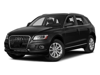 Brilliant Black 2016 Audi Q5 Pictures Q5 Utility 4D 2.0T Premium Plus AWD photos front view