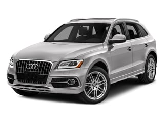 Cuvee Silver Metallic 2016 Audi Q5 Pictures Q5 Utility 4D 2.0T Prestige AWD Hybrid photos front view