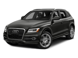 Lava Gray Pearl Effect 2016 Audi Q5 Pictures Q5 Utility 4D 2.0T Prestige AWD Hybrid photos front view
