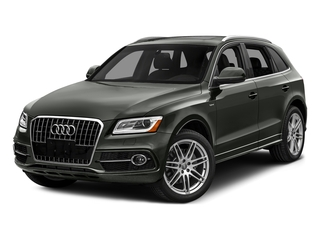 Daytona Gray Pearl Effect 2016 Audi Q5 Pictures Q5 Utility 4D 2.0T Prestige AWD Hybrid photos front view