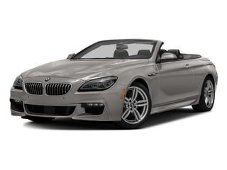 Cashmere Silver Metallic 2016 BMW 6 Series Pictures 6 Series Convertible 2D 640xi AWD I6 photos front view