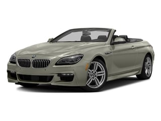 Moonstone Metallic 2016 BMW 6 Series Pictures 6 Series Convertible 2D 640xi AWD I6 photos front view