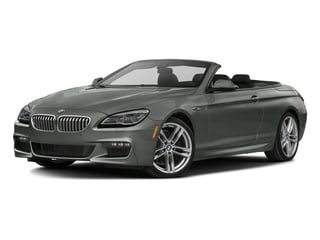 Space Gray Metallic 2016 BMW 6 Series Pictures 6 Series Convertible 2D 650xi AWD V8 photos front view