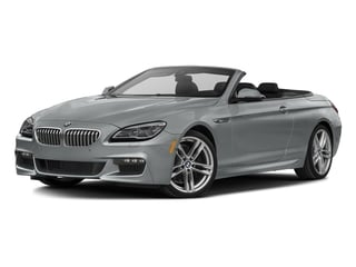 Glacier Silver Metallic 2016 BMW 6 Series Pictures 6 Series Convertible 2D 650xi AWD V8 photos front view