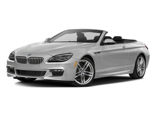 Mineral White Metallic 2016 BMW 6 Series Pictures 6 Series Convertible 2D 650xi AWD V8 photos front view