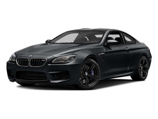 Singapore Gray Metallic 2016 BMW M6 Pictures M6 Coupe 2D M6 V8 photos front view