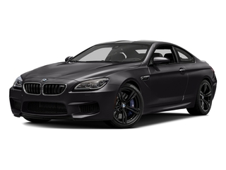 Ruby Black Metallic 2016 BMW M6 Pictures M6 Coupe 2D M6 V8 photos front view