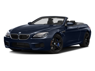 Imperial Blue Metallic 2016 BMW M6 Pictures M6 Convertible 2D M6 V8 photos front view