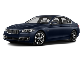 Imperial Blue Metallic 2016 BMW 5 Series Pictures 5 Series Sedan 4D ActiveHybrid 5 I6 Turbo photos front view