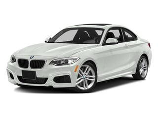 Alpine White 2016 BMW 2 Series Pictures 2 Series Coupe 2D 228i I4 Turbo photos front view