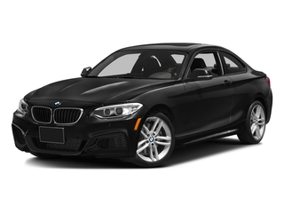 Jet Black 2016 BMW 2 Series Pictures 2 Series Coupe 2D 228i I4 Turbo photos front view