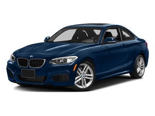 Deep Sea Blue Metallic 2016 BMW 2 Series Pictures 2 Series Coupe 2D 228i I4 Turbo photos front view