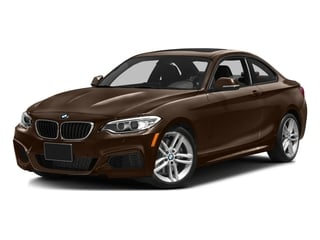 Sparkling Brown Metallic 2016 BMW 2 Series Pictures 2 Series Coupe 2D 228i I4 Turbo photos front view