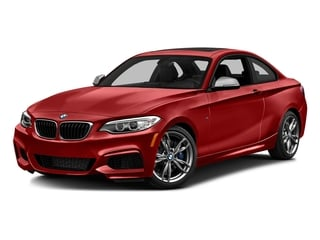 Melbourne Red Metallic 2016 BMW 2 Series Pictures 2 Series Coupe 2D M235i I6 Turbo photos front view
