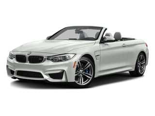 Alpine White 2016 BMW M4 Pictures M4 Convertible 2D M4 I6 Turbo photos front view