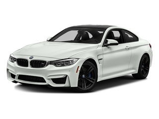 Alpine White 2016 BMW M4 Pictures M4 Coupe 2D M4 GTS I6 Turbo photos front view