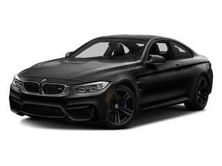 Black Sapphire Metallic 2016 BMW M4 Pictures M4 Coupe 2D M4 GTS I6 Turbo photos front view