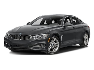 Mineral Gray Metallic 2016 BMW 4 Series Pictures 4 Series Sedan 4D 428i I4 Turbo photos front view