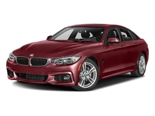 Melbourne Red Metallic 2016 BMW 4 Series Pictures 4 Series Sedan 4D 435i I6 Turbo photos front view