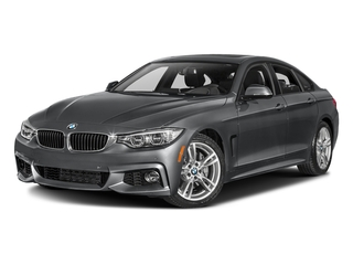 Mineral Gray Metallic 2016 BMW 4 Series Pictures 4 Series Sedan 4D 435i I6 Turbo photos front view