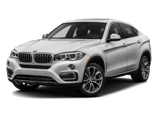 Mineral White Metallic 2016 BMW X6 Pictures X6 Utility 4D xDrive50i AWD V8 Turbo photos front view