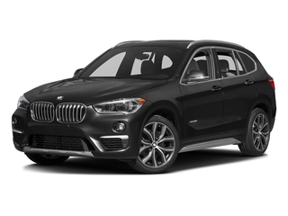 Black Sapphire Metallic 2016 BMW X1 Pictures X1 Utility 4D 28i AWD I4 Turbo photos front view