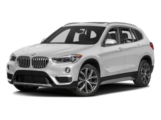 Mineral White Metallic 2016 BMW X1 Pictures X1 Utility 4D 28i AWD I4 Turbo photos front view